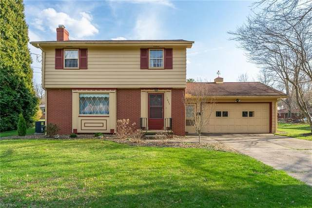 1033 Old Furnace Road, Youngstown, OH 44511 (MLS #4268579) :: RE/MAX Edge Realty