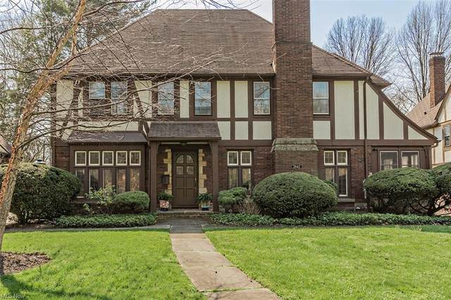 2842 E Overlook Road, Cleveland Heights, OH 44118 (MLS #4268602) :: RE/MAX Edge Realty