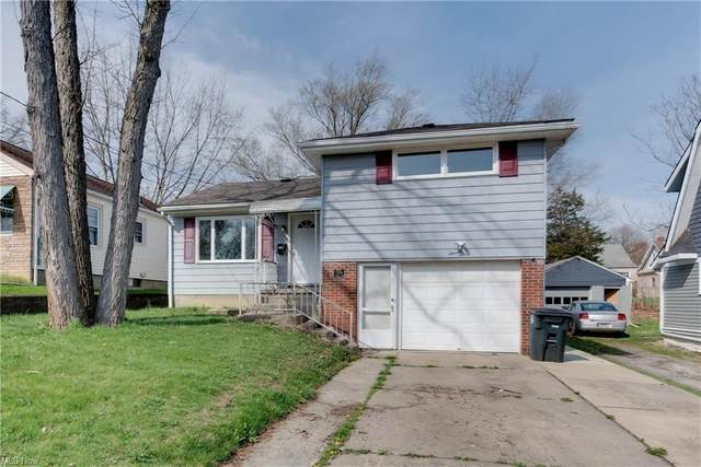1190 Linden Avenue, Akron, OH 44310 (MLS #4268614) :: The Art of Real Estate