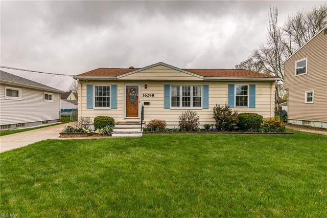 16288 Remora Boulevard, Brook Park, OH 44142 (MLS #4268639) :: The Crockett Team, Howard Hanna