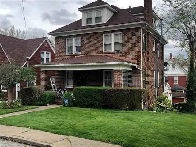 600 Hillcrest Terrace, Parkersburg, WV 26101 (MLS #4268659) :: Keller Williams Chervenic Realty
