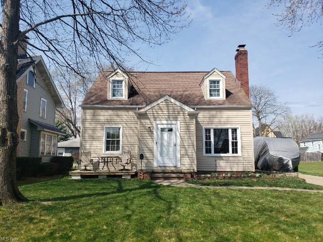 135 Montrose Avenue NW, Canton, OH 44708 (MLS #4268669) :: RE/MAX Trends Realty