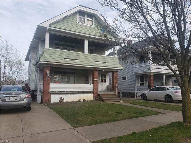 4421 W 49th Street, Cleveland, OH 44144 (MLS #4268677) :: The Holden Agency