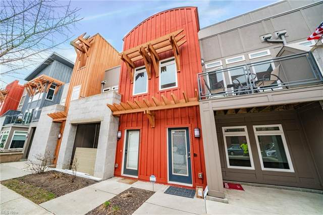 7519 Battery Park Boulevard, Cleveland, OH 44102 (MLS #4268690) :: The Art of Real Estate