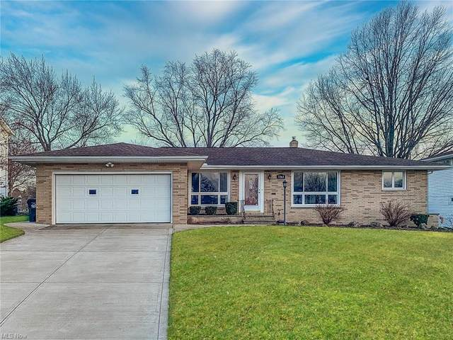 7263 Barton Hill Drive, Parma, OH 44129 (MLS #4268713) :: Select Properties Realty