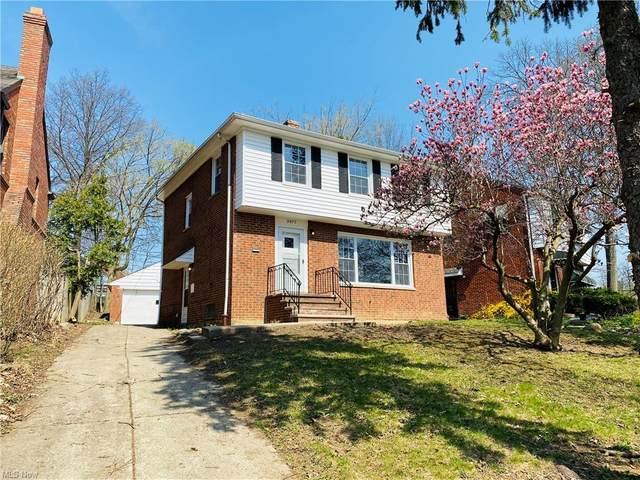 3977 Meadowbrook Boulevard, University Heights, OH 44118 (MLS #4268755) :: RE/MAX Edge Realty