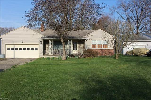 2834 Brunswick Road, Youngstown, OH 44511 (MLS #4268761) :: The Holly Ritchie Team