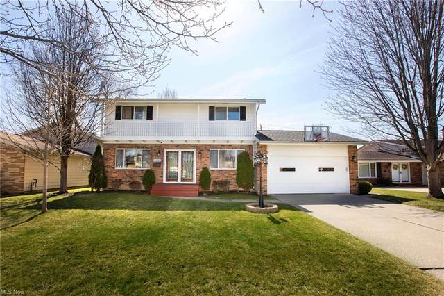22311 Marleen Drive, Fairview Park, OH 44126 (MLS #4268766) :: The Crockett Team, Howard Hanna