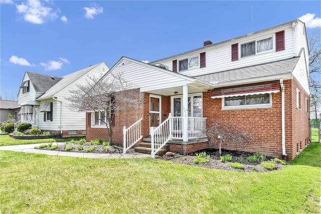 6014 Monica Lane, Garfield Heights, OH 44125 (MLS #4268814) :: The Art of Real Estate