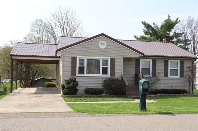450 North Street, Duncan Falls, OH 43734 (MLS #4268818) :: RE/MAX Edge Realty