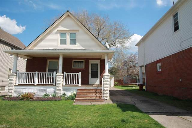 4001 E 54th Street, Newburgh Heights, OH 44105 (MLS #4268825) :: The Art of Real Estate