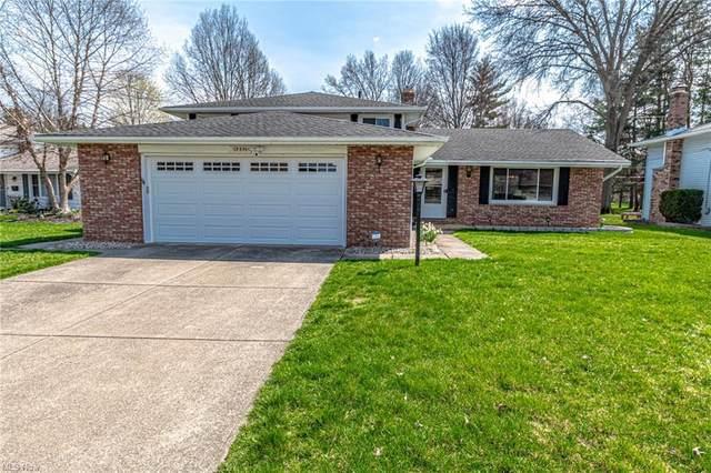 13551 Pineview Court, Middleburg Heights, OH 44130 (MLS #4268841) :: Keller Williams Chervenic Realty