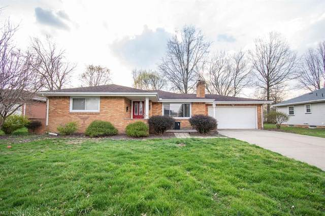 1058 Yolanda Drive, Youngstown, OH 44515 (MLS #4268883) :: The Holly Ritchie Team