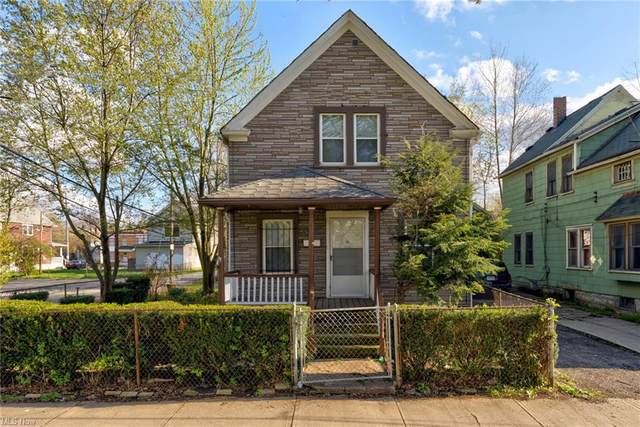 2301 Garden Avenue, Cleveland, OH 44109 (MLS #4268903) :: RE/MAX Edge Realty