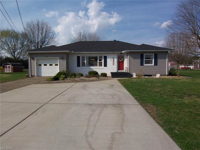 117 Sanjubar Drive, Marietta, OH 45750 (MLS #4268911) :: Keller Williams Chervenic Realty