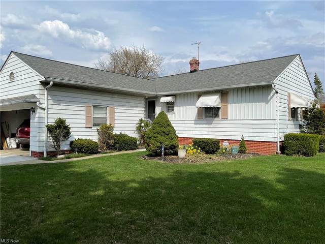 5487 Mayfield Road, Cleveland, OH 44124 (MLS #4268987) :: TG Real Estate