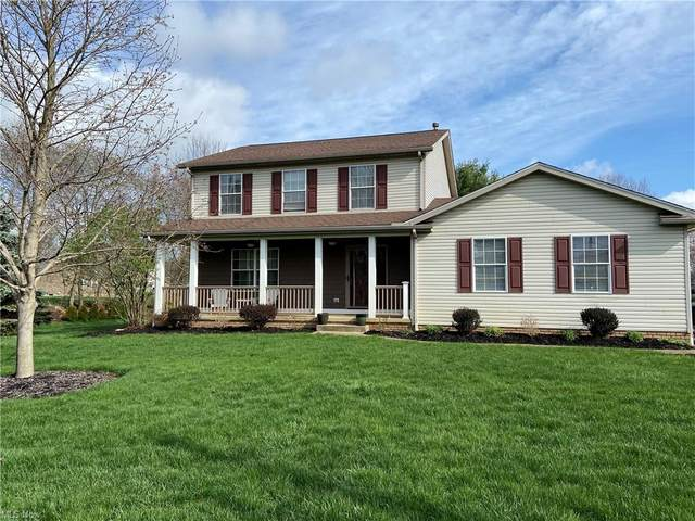 3890 Park Ridge Drive, Uniontown, OH 44685 (MLS #4268989) :: The Jess Nader Team | RE/MAX Pathway