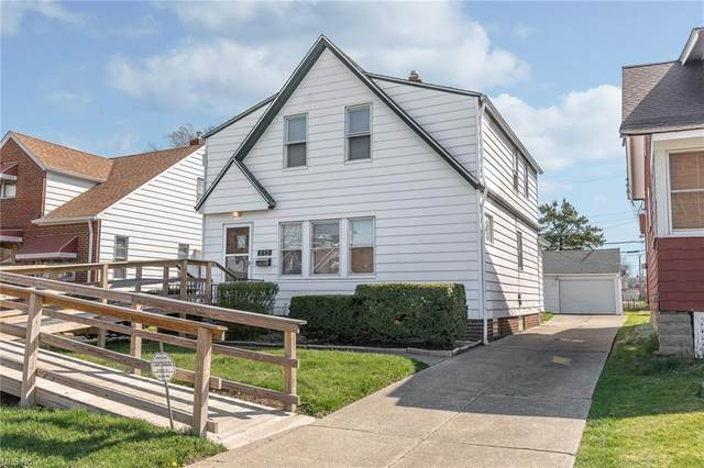 255 E 246th Street, Euclid, OH 44123 (MLS #4268997) :: The Art of Real Estate