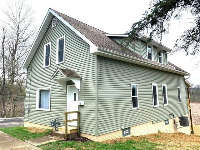 770 Columbia Street, Leetonia, OH 44431 (MLS #4269015) :: Select Properties Realty
