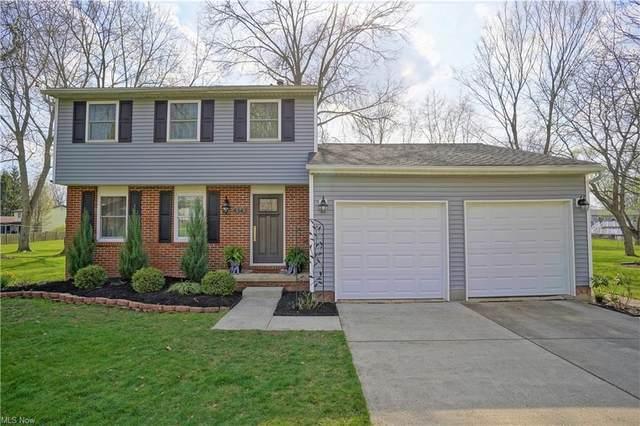 4342 Cherryhurst Drive, Stow, OH 44224 (MLS #4269023) :: Keller Williams Chervenic Realty