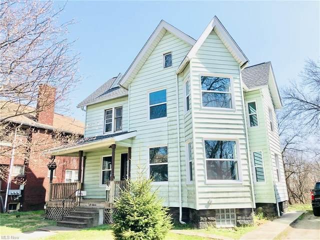 611 Wellman Avenue SE, Massillon, OH 44646 (MLS #4269025) :: The Art of Real Estate