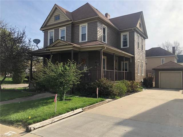 144 Wales Road NE, Massillon, OH 44646 (MLS #4269031) :: The Art of Real Estate