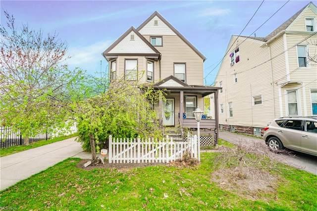 11727 Franklin Boulevard, Lakewood, OH 44107 (MLS #4269046) :: Select Properties Realty