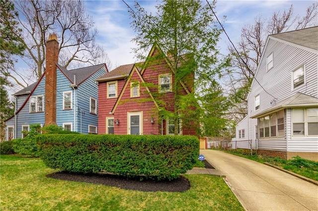 3928 Bluestone Road, Cleveland Heights, OH 44121 (MLS #4269057) :: The Art of Real Estate