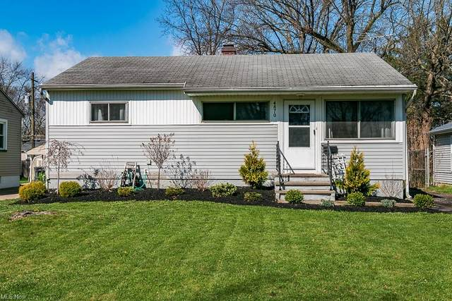 4870 Brooksdale Road, Mentor, OH 44060 (MLS #4269068) :: The Art of Real Estate