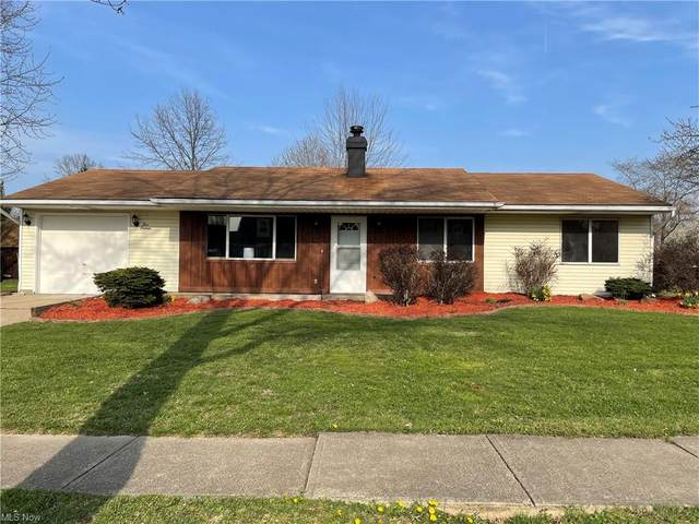 516 Kansas Avenue, Elyria, OH 44035 (MLS #4269079) :: The Art of Real Estate