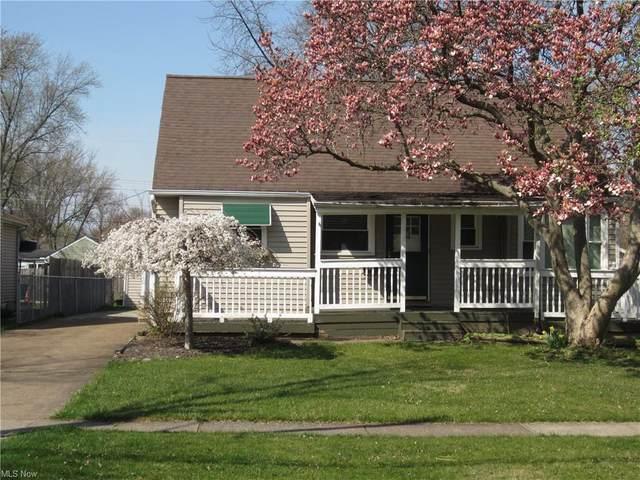 274 Hilliard Road, Elyria, OH 44035 (MLS #4269085) :: The Art of Real Estate