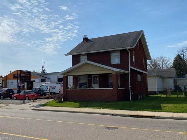 726 W High Avenue, New Philadelphia, OH 44663 (MLS #4269133) :: The Art of Real Estate
