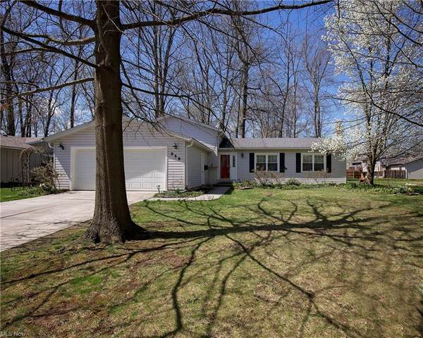 959 Bennett Drive, Elyria, OH 44035 (MLS #4269136) :: The Art of Real Estate