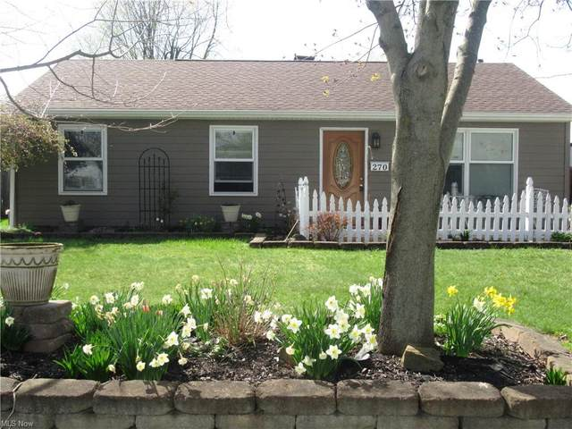 270 Marcia Drive, Austintown, OH 44515 (MLS #4269145) :: The Art of Real Estate