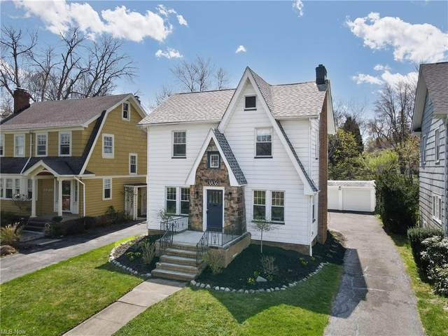 3836 Kirkwood Road, Cleveland Heights, OH 44121 (MLS #4269173) :: The Art of Real Estate