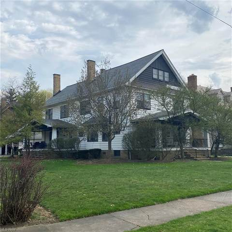 2433 Woodmere Drive, Cleveland Heights, OH 44106 (MLS #4269192) :: The Art of Real Estate