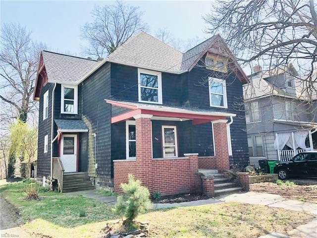 605 Wellman Avenue SE, Massillon, OH 44646 (MLS #4269195) :: The Art of Real Estate