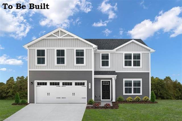 1160 Hidden Lake Boulevard, Lakemore, OH 44312 (MLS #4269211) :: The Art of Real Estate