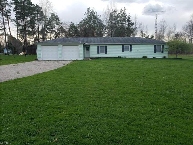 3263 Forman Road, Rock Creek, OH 44084 (MLS #4269216) :: The Art of Real Estate
