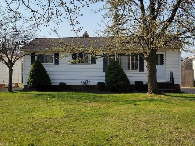 252 Deborah Lane, Bedford, OH 44146 (MLS #4269222) :: Select Properties Realty