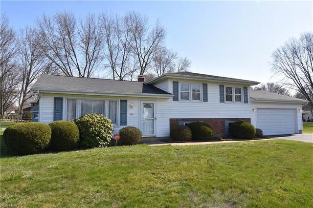 523 Parkview Drive, Hubbard, OH 44425 (MLS #4269223) :: Select Properties Realty