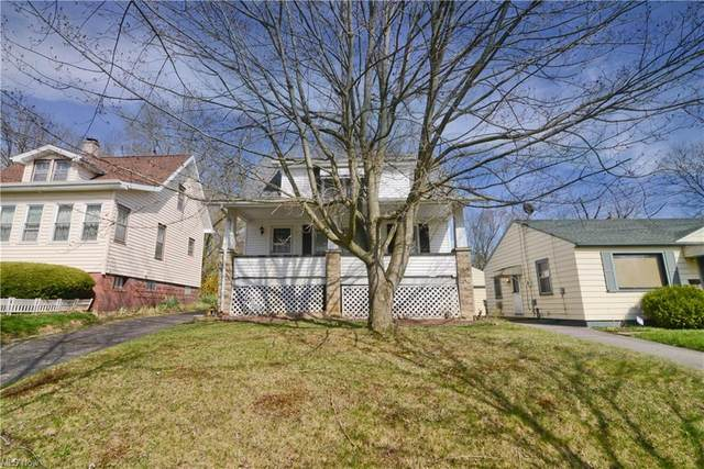 225 S Osborn Avenue, Youngstown, OH 44509 (MLS #4269230) :: The Art of Real Estate