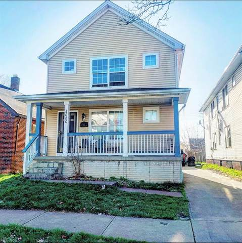 3680 E 117th Street, Cleveland, OH 44105 (MLS #4269235) :: The Art of Real Estate