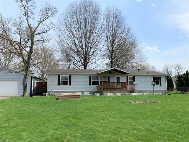6249 Riggle Hill Road NE, Somerdale, OH 44678 (MLS #4269238) :: The Holden Agency