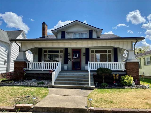 231 Walnut Street, Uhrichsville, OH 44683 (MLS #4269254) :: The Art of Real Estate
