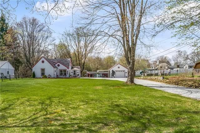5824 Arlington Road, Clinton, OH 44216 (MLS #4269270) :: The Art of Real Estate