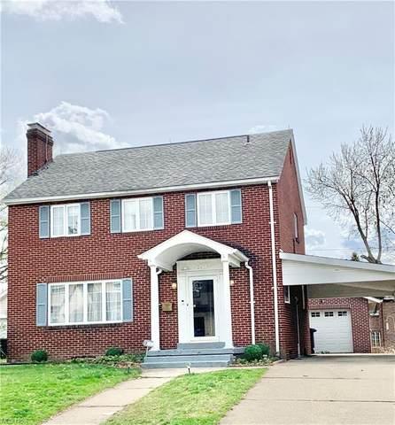 1708 Oregon Avenue, Steubenville, OH 43952 (MLS #4269281) :: The Art of Real Estate