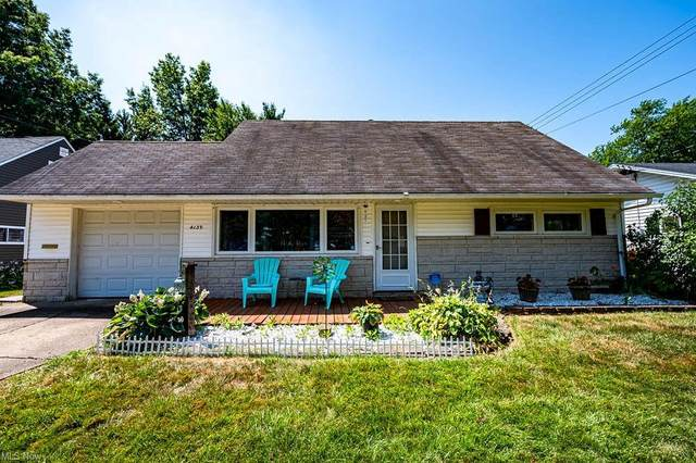 4139 Woodmere Drive, Youngstown, OH 44515 (MLS #4269288) :: Select Properties Realty
