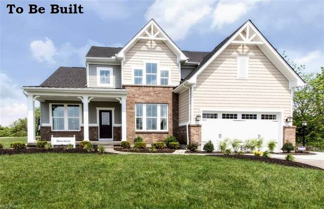 7169 Stonegate Circle NE, Canton, OH 44721 (MLS #4269290) :: The Holden Agency