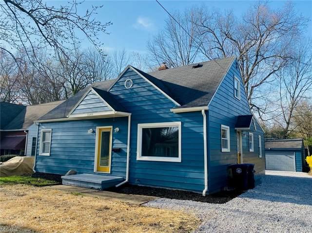 1549 Artman Avenue, Akron, OH 44313 (MLS #4269299) :: The Art of Real Estate